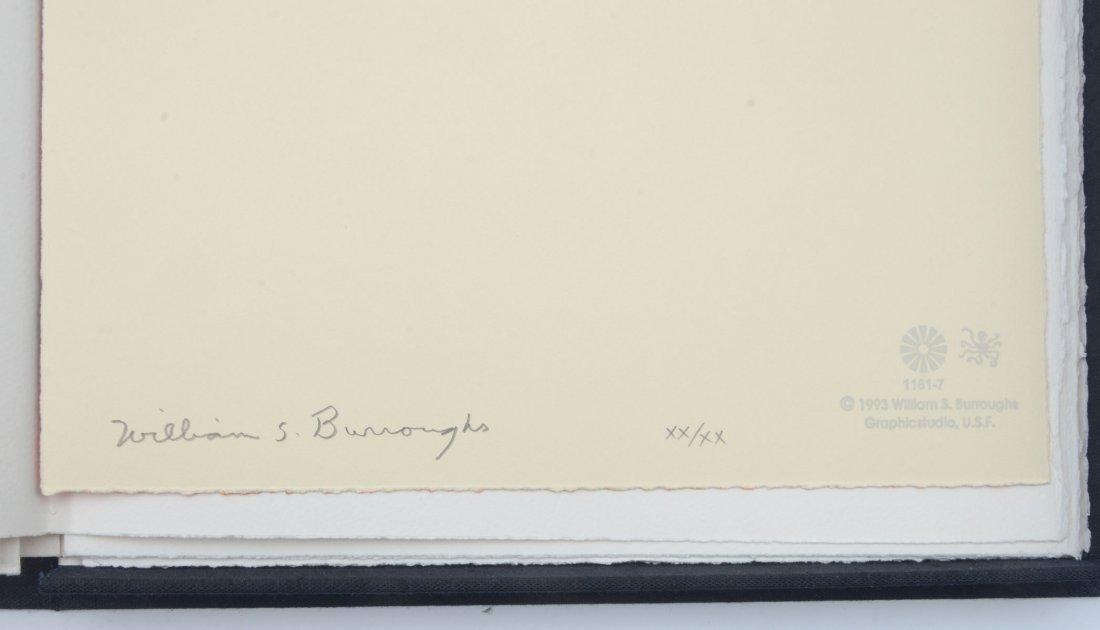 "BRADSHAW & BURROUGHS ""PROPAGATION HAZARD"" FOLIO - 8"