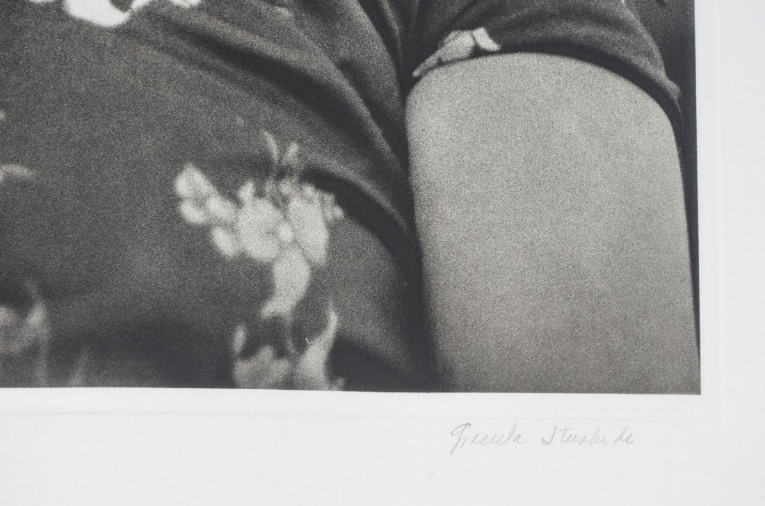 "GRACIELA ITURBIDE PHOTOGRAVURE ""NUESTRA SENORA"" - 3"
