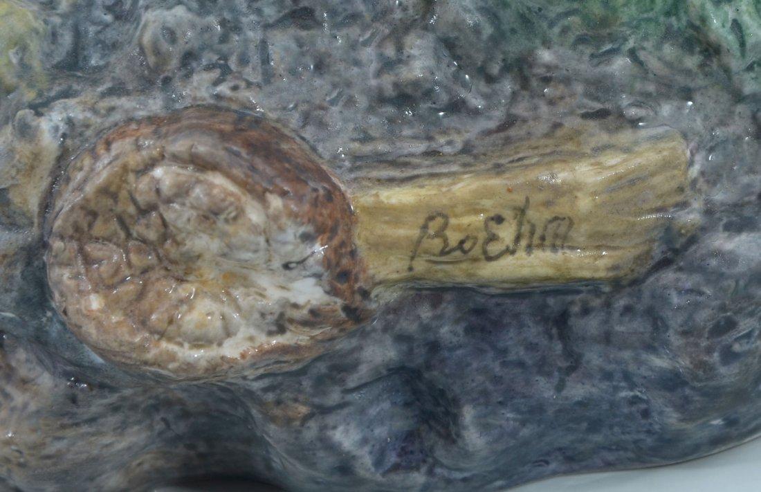 BOEHM LIMITED PORCELAIN OWL - 2