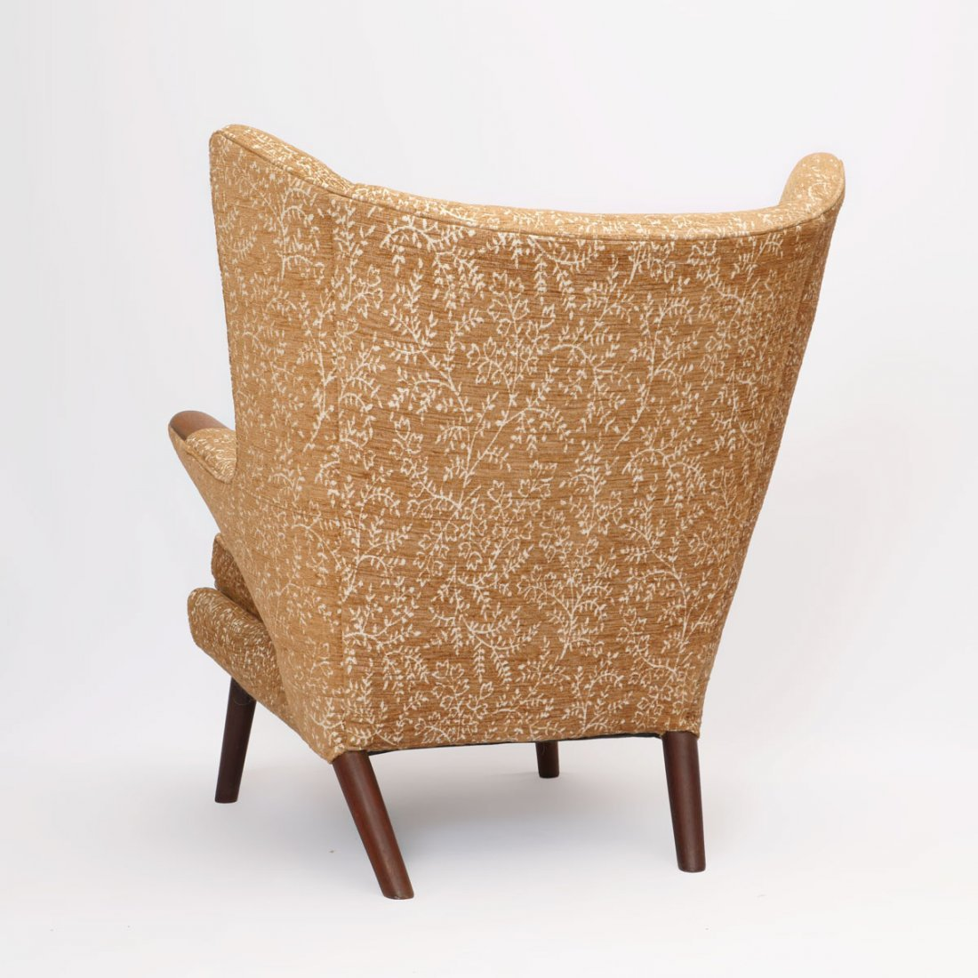 "HANS WEGNER ATTRIBUTED ""PaPa BEAR"" CHAIR - 3"