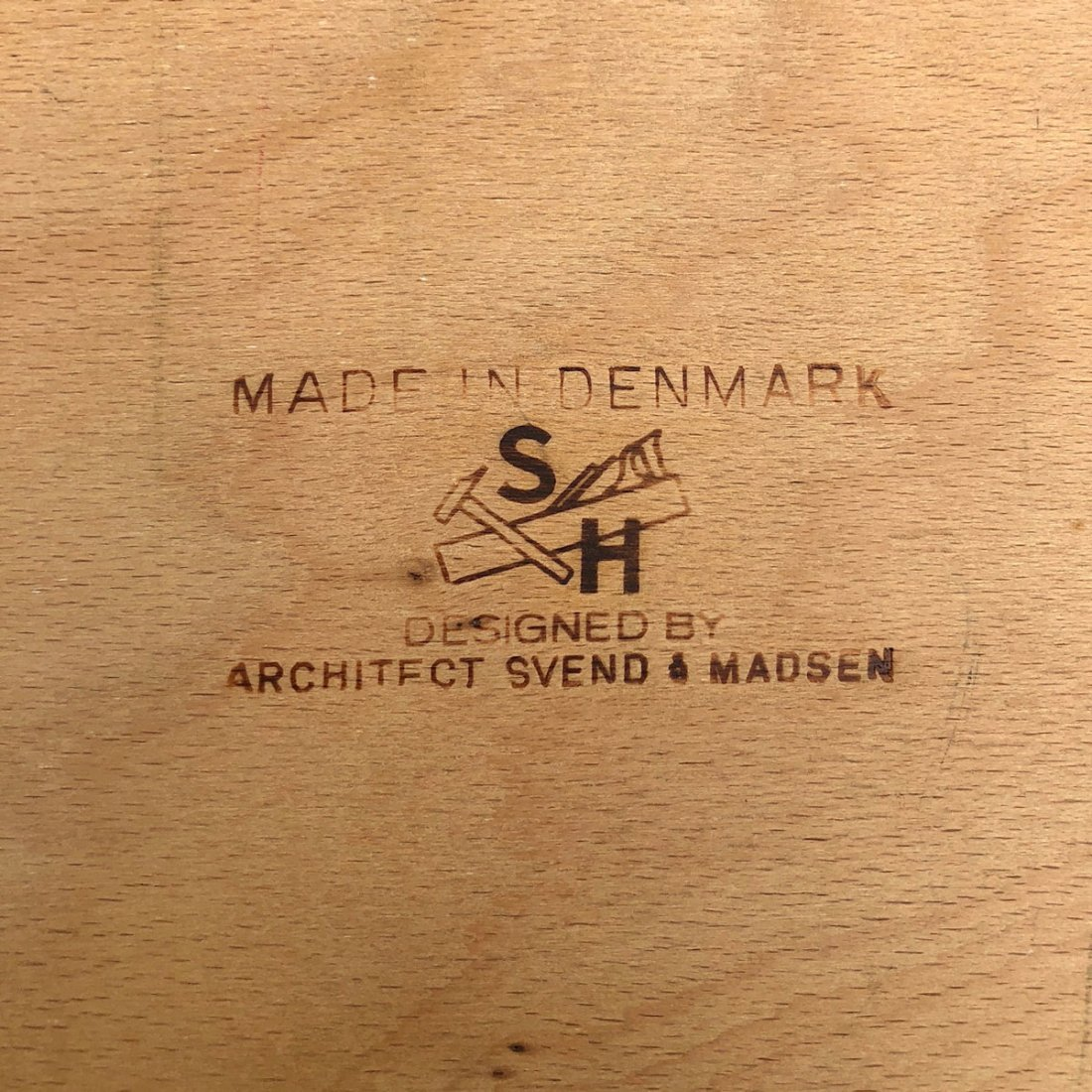DANISH SVEND MADSEN MODERN TEAK LIBRARY DESK - 5