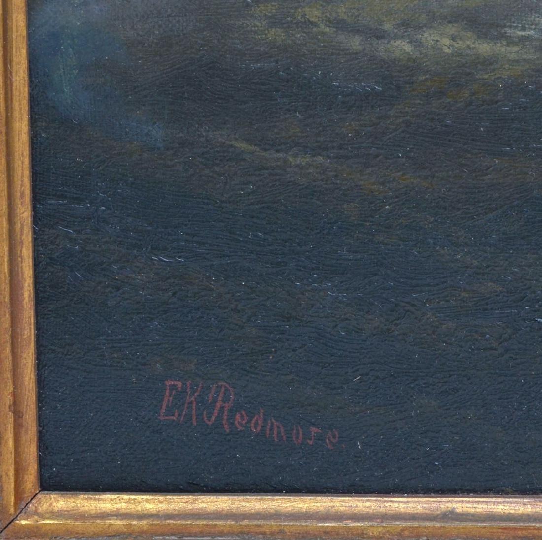 E. K. REDMORE MARTIME PAINTING - 3