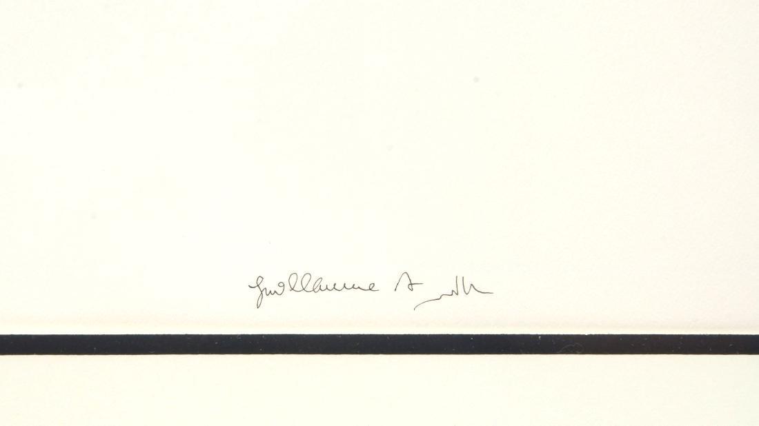AZOULAY GALLOP CAMBRE ORIGINAL PEN AND INK - 3