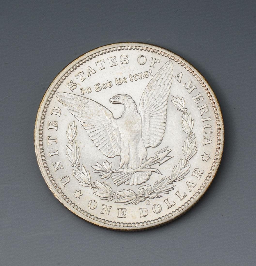 1892-O MORGAN DOLLAR - 2