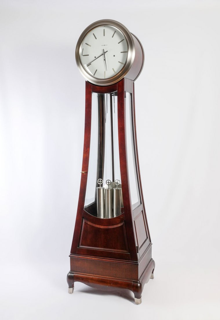"HOWARD MILLER ""NOUVEAU GRAND"" TALL CASE CLOCK"