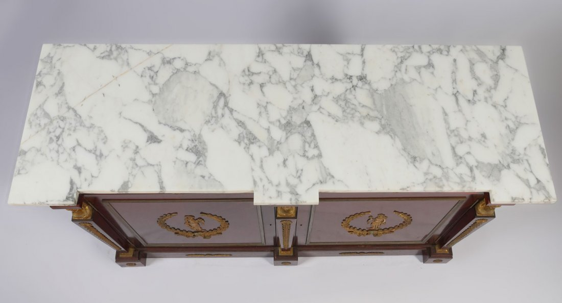 FRENCH EMPIRE STYLE SIDEBOARD - 5