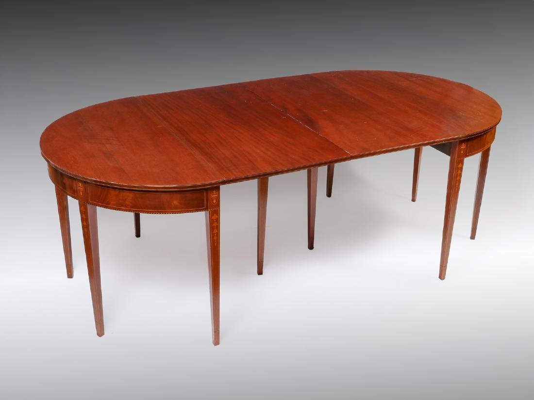 FEDERAL DROP LEAF DINING TABLE