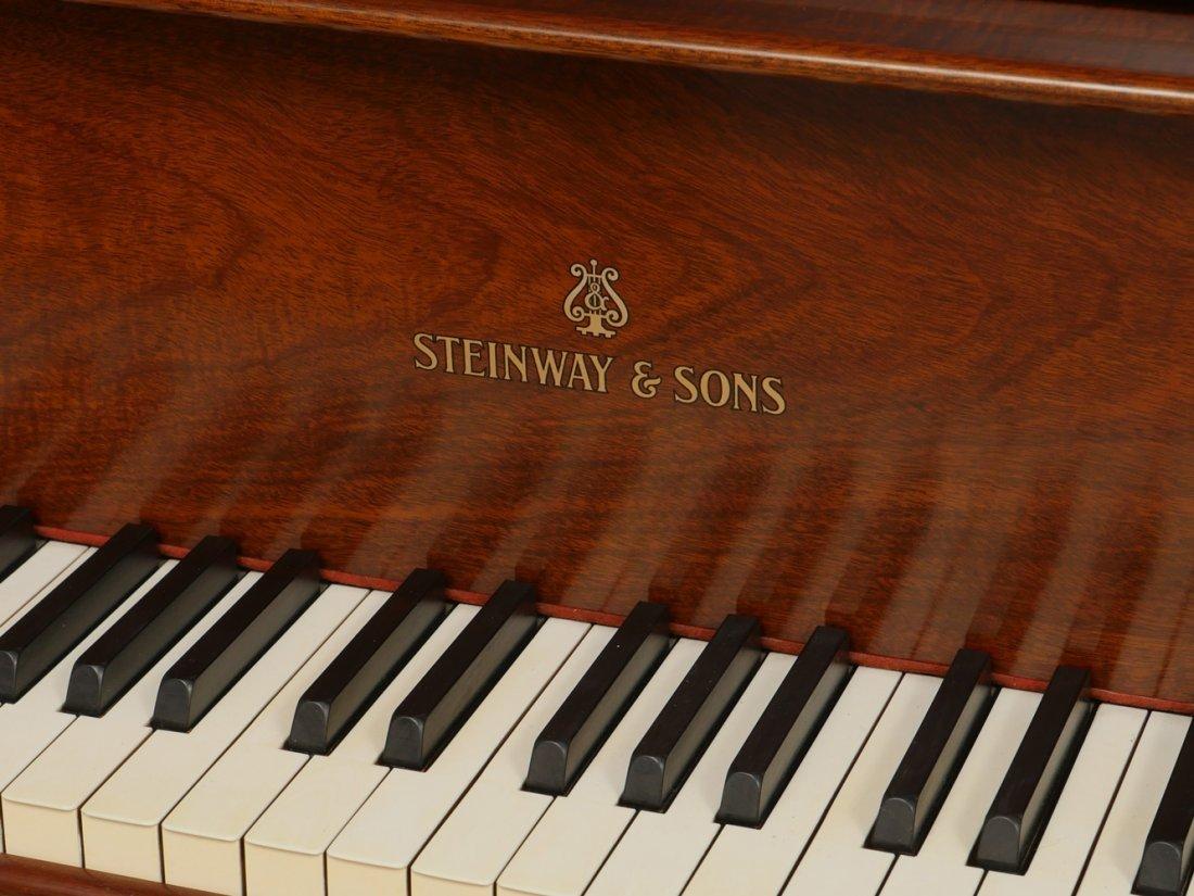 """STEINWAY """"M"""" SERIES BABY GRAND PIANO - 3"""