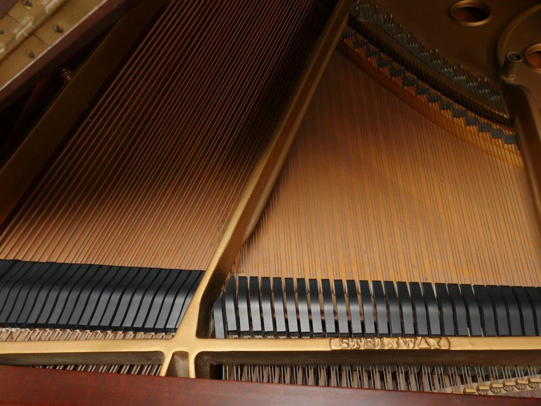 """STEINWAY """"M"""" SERIES BABY GRAND PIANO - 4"""