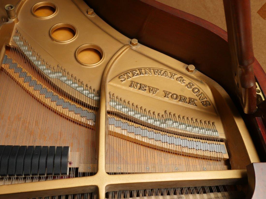 """STEINWAY """"M"""" SERIES BABY GRAND PIANO - 5"""