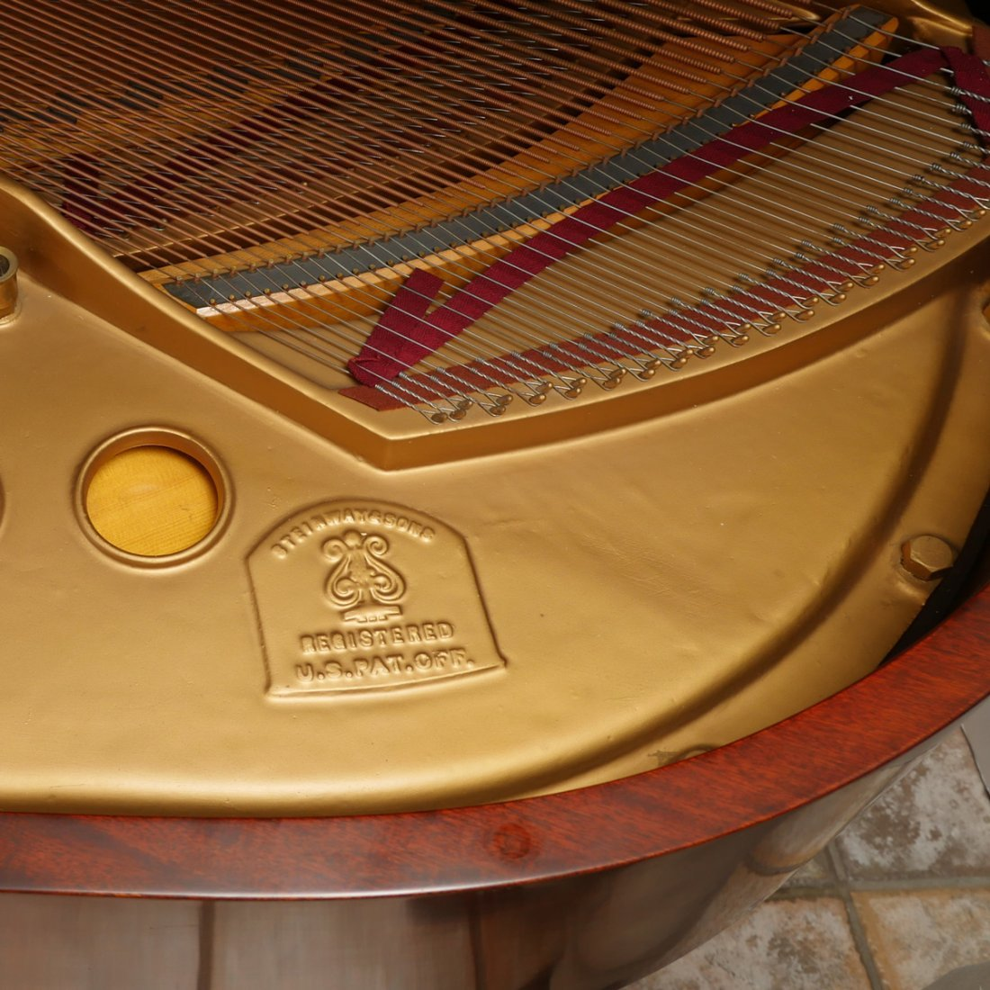 """STEINWAY """"M"""" SERIES BABY GRAND PIANO - 6"""