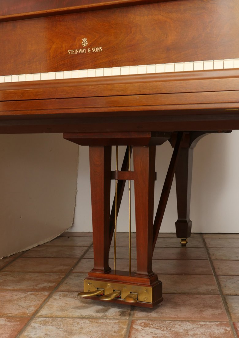"""STEINWAY """"M"""" SERIES BABY GRAND PIANO - 7"""