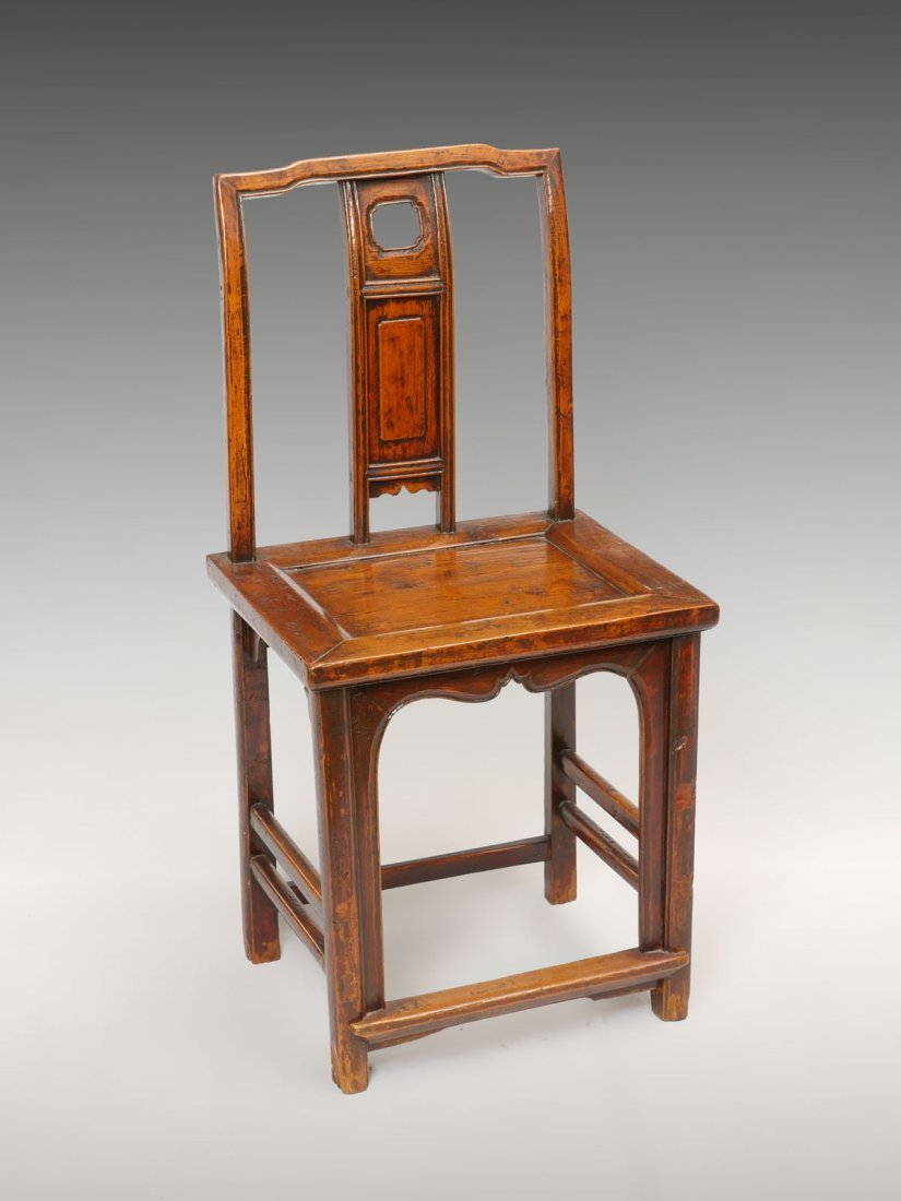 CHINESE SIDE CHAIR