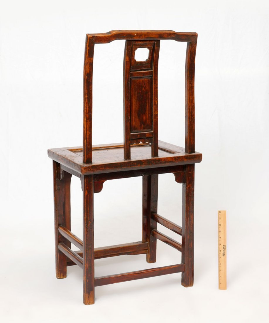 CHINESE SIDE CHAIR - 2
