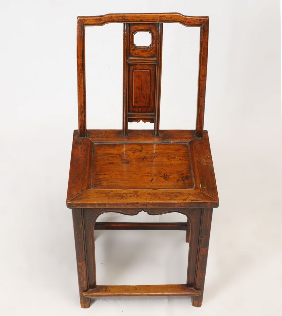 CHINESE SIDE CHAIR - 3