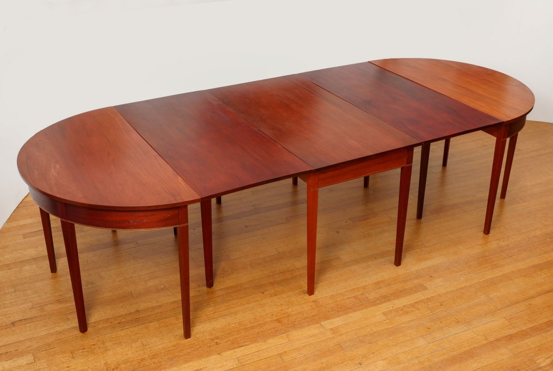 D-END DINING TABLE