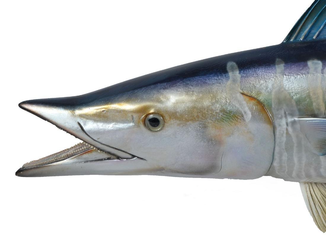 WAHOO FISH WALL SCULPTURE - 2