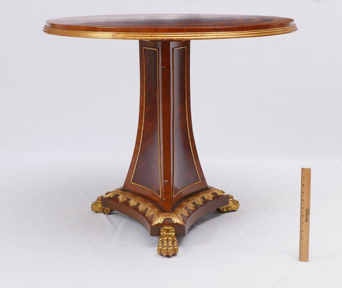 MAITLAND SMITH TABLE - 4