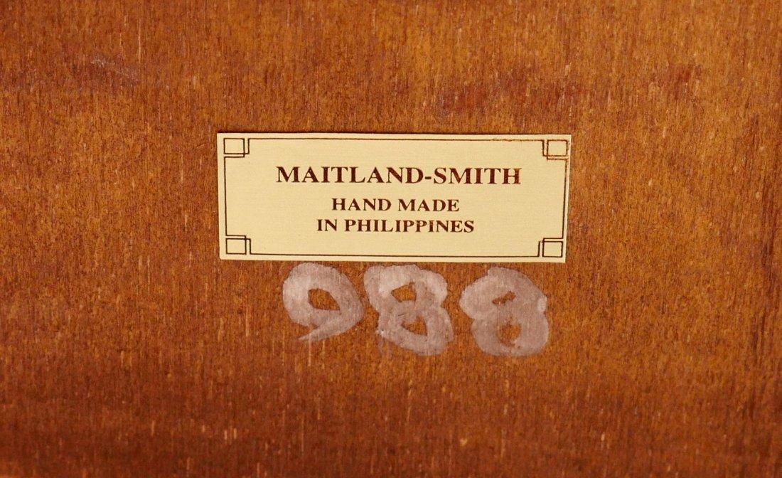 MAITLAND SMITH TABLE - 7