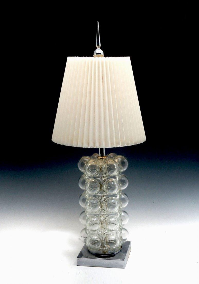 MODERNE GLASS BUBBLE LAMP - 2