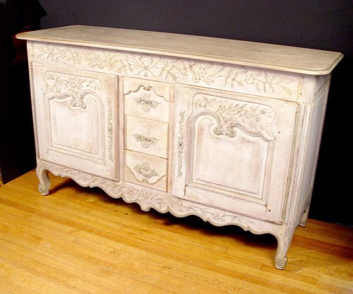 21: COUNTRY FRENCH SIDEBOARD SERVER BUFFET