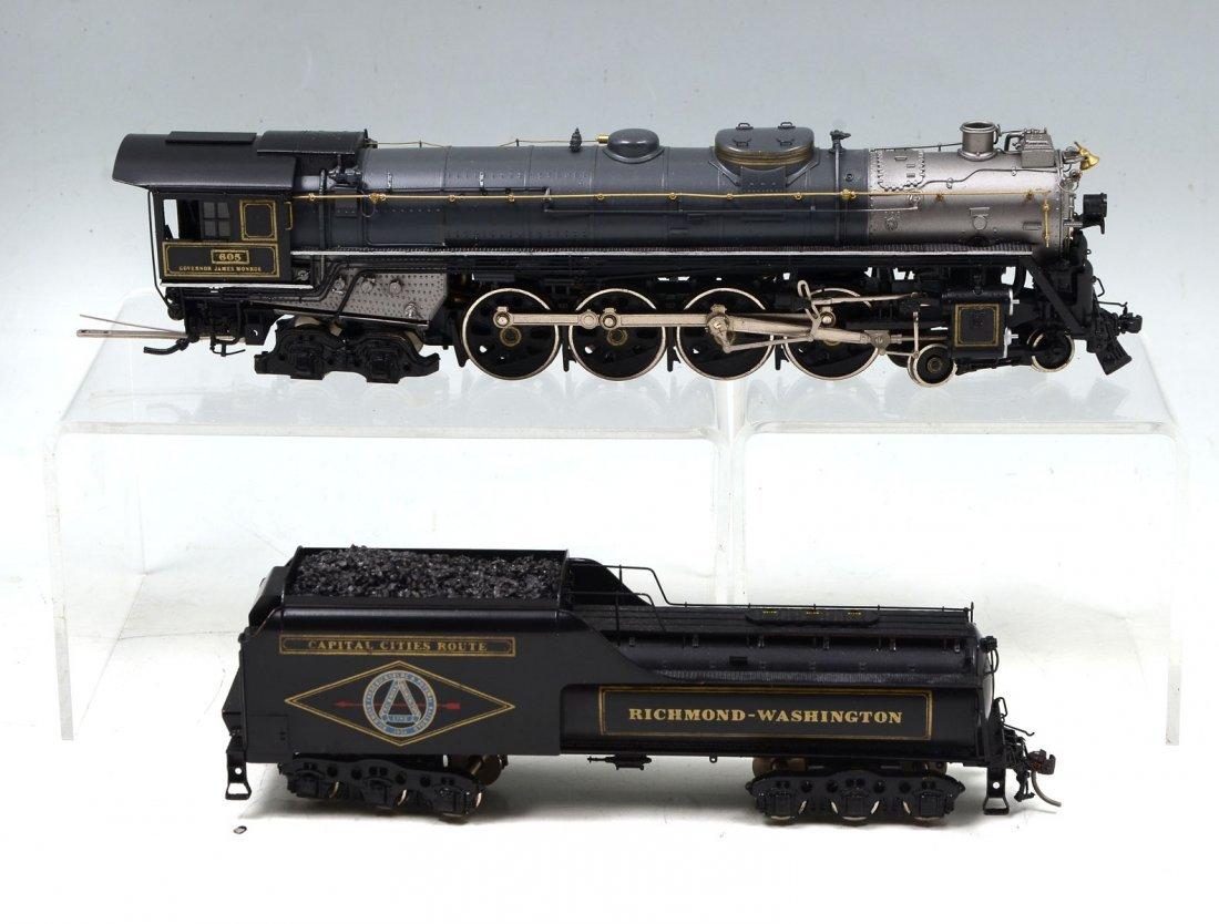 PFM/FUJIYAMA R.F.&P. CROWN ENGINE & TENDER