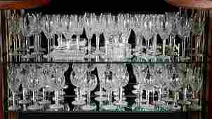 42 PC WATERFORD LISMORE COLLECTION