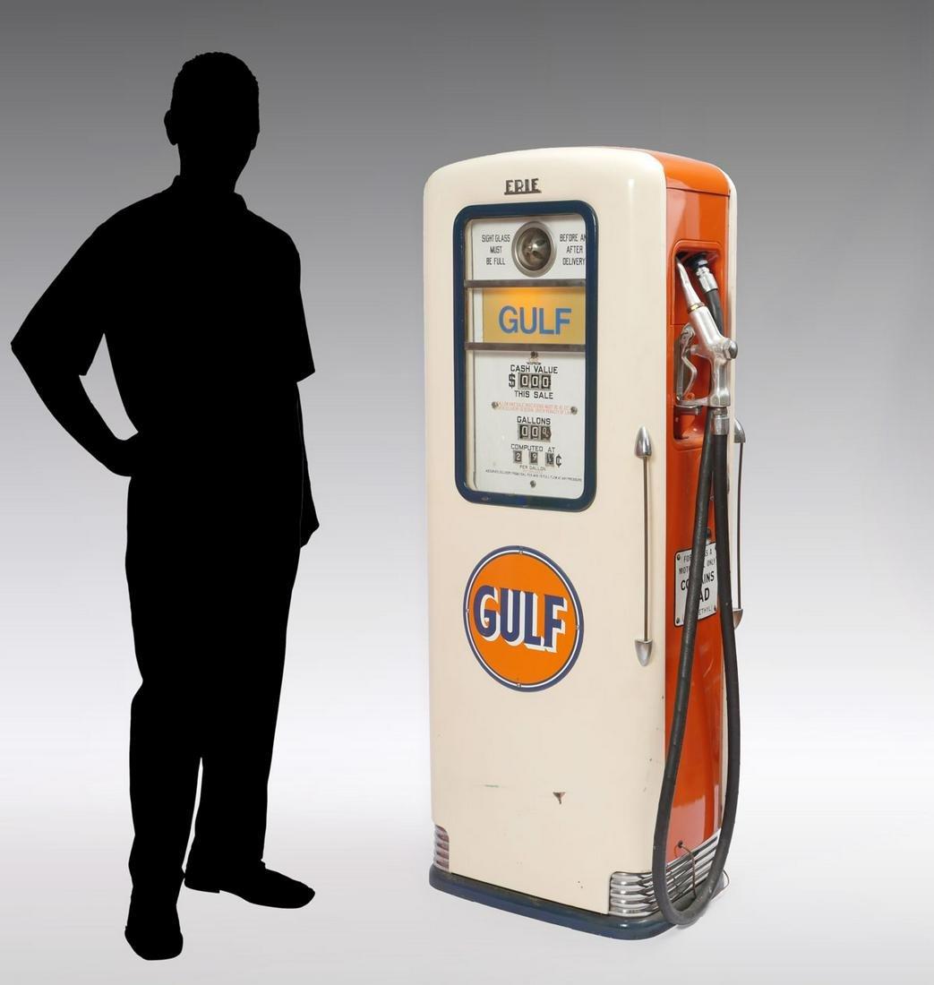 ERIE COMPUTING GAS PUMP MODEL 748
