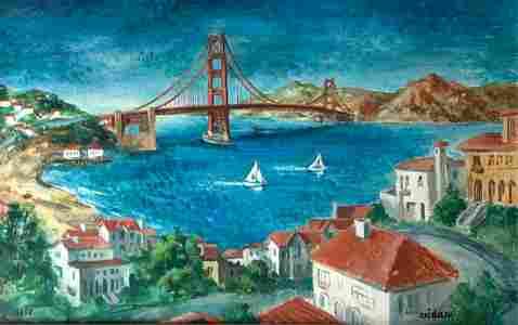 FREDE VIDAR OF SAN FRANCISCO BAY