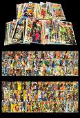 240+ PC. COLLECTION OF EARLY D.C. COMICS