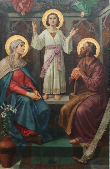 1020: LARGE MUSEUM QUALITY RELIGIOUS PAINTING