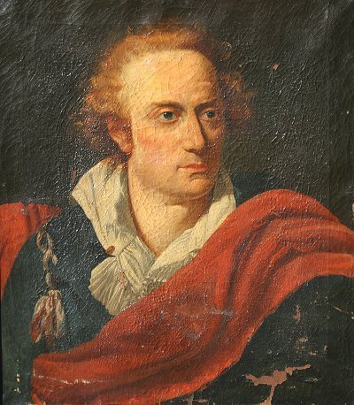 18: PORTRAIT OF A DISTINGUISHED GENTLEMAN