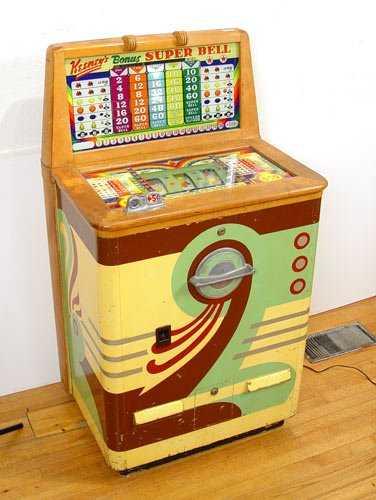 Super 5 Slot Machine