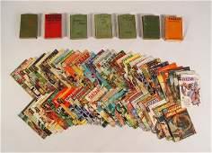 361: COLLECTION OF TARZAN BOOKS & COMICS