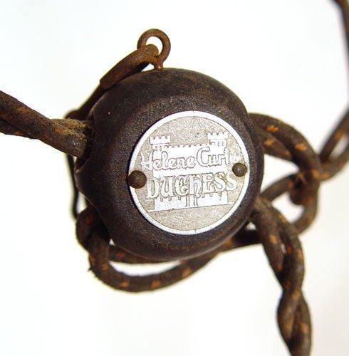 159: VINTAGE HELENE CURTIS DUCHESS HAIR CURLER MACHINE - 5