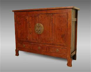 EARLY CHINESE CABINET