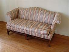 250 HICKORY CHAIR CO SHERATON STYLE LOVESEAT