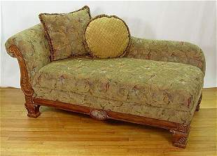 ITALIAN STYLE CHAISE LOUNGE CONTEMPORARY
