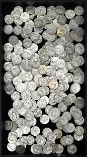 225 PC. UNITED STATES SILVER QUARTER COLLECTION