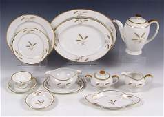 321  65 pc ROSENTHAL WHEATFIELD FINE CHINA