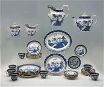 """88 PC. BOOTHS """"REAL OLD WILLOW"""" DINNER WARE"""