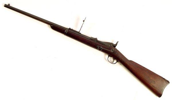 164: MODEL 1884 US SPRINGFIELD TRAPDOOR CARBINE