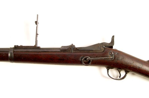 164: MODEL 1884 US SPRINGFIELD TRAPDOOR CARBINE - 2