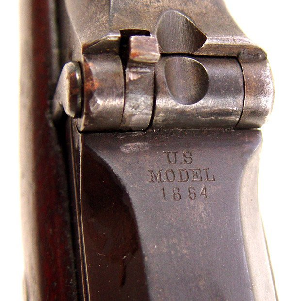164: MODEL 1884 US SPRINGFIELD TRAPDOOR CARBINE - 6