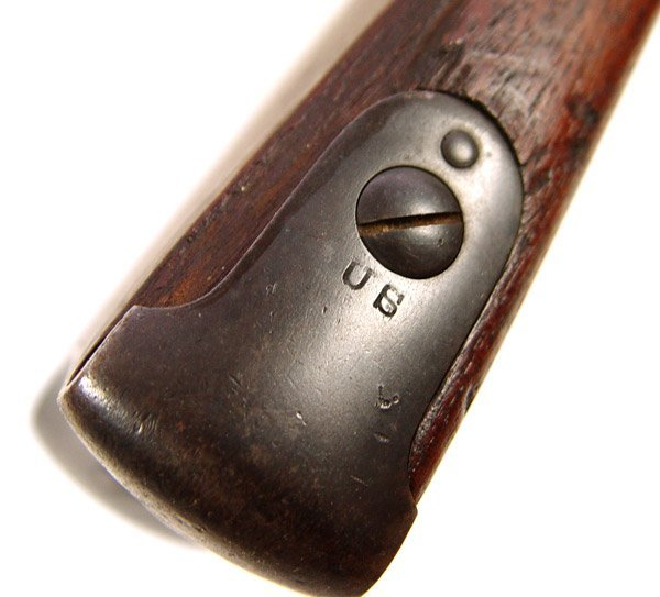 164: MODEL 1884 US SPRINGFIELD TRAPDOOR CARBINE - 7