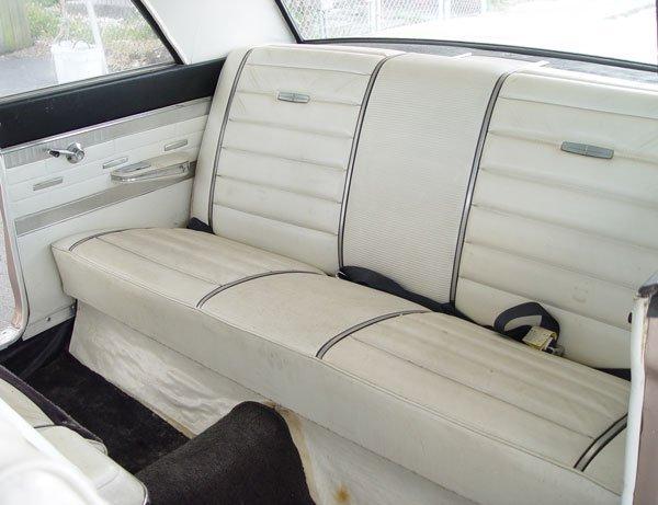 151: 1964 FORD FAIRLANE SPORT COUPE AUTOMOBILE - 4