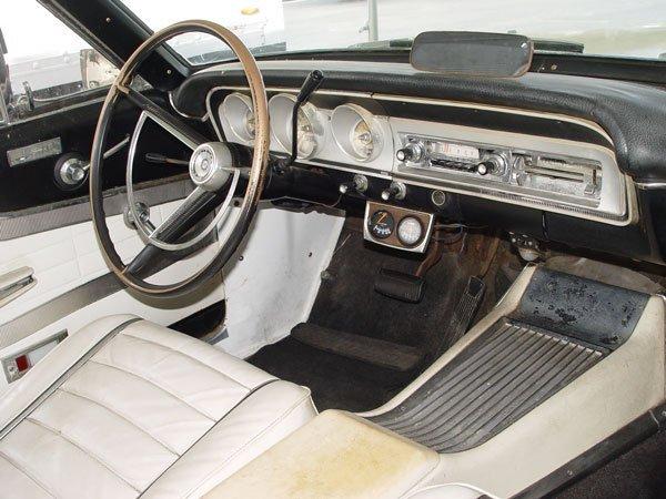 151: 1964 FORD FAIRLANE SPORT COUPE AUTOMOBILE - 8