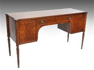 INLAID FEDERAL STYLE SIDEBOARD