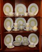 479 50 PC ROSENTHAL ROMANCE  FINE CHINA  FOR 8