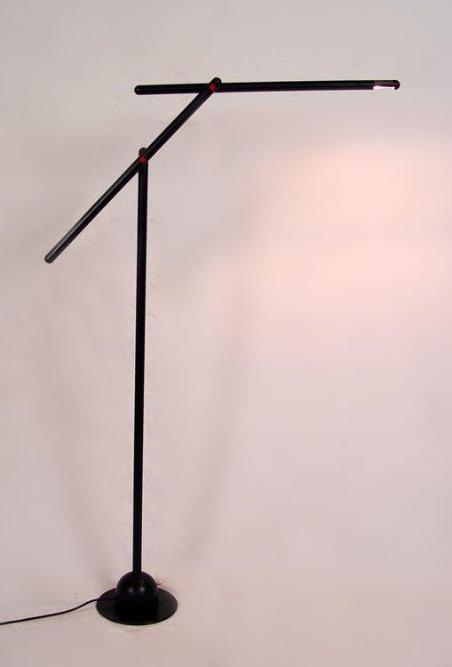 21: MARIO ARNABOLDI ITALIAN MIRA FLOOR LAMP